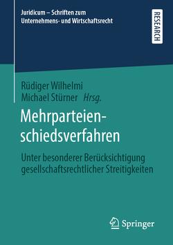 Mehrparteienschiedsverfahren von Stürner,  Michael, Wilhelmi,  Rüdiger