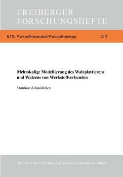 Mehrskalige Modellierung des Walzplattierens und Walzens von Werkstoffverbunden von Schmidtchen,  Matthias