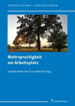Mehrsprachigkeit am Arbeitsplatz von Matticchio,  Isabella, Melchior,  Luca