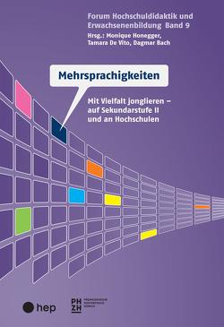 Mehrsprachigkeiten (E-Book) von Bach,  Dagmar, De Vito,  Tamara, Honegger,  Monique