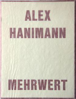 Mehrwert von Frey,  Patrick, Hanimann,  Alex, Onken,  Thomas