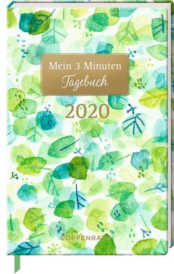 Mein 3 Minuten Tagebuch 2020 (Blätterregen)