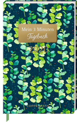 Mein 3 Minuten Tagebuch 2020 (Grüne Rispen)