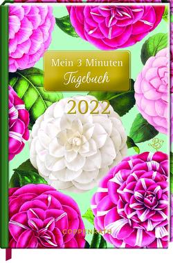 Mein 3 Minuten Tagebuch 2022 – Kamelien (Edition Barbara Behr) von Behr,  Barbara