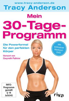 Mein 30-Tage-Programm von Anderson,  Tracy