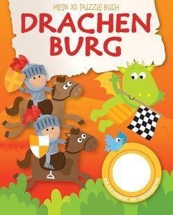 Mein 3D Puzzelbuch – Drachenburg
