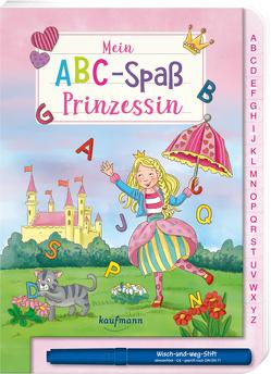 Mein ABC-Spaß Prinzessin von Klaßen,  Stefanie