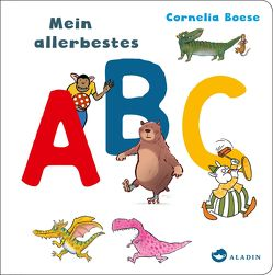 Mein allerbestes ABC von Boese,  Cornelia