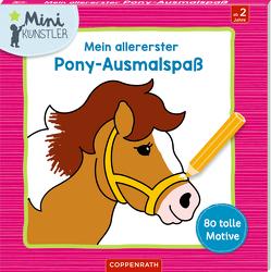 Mein allererster Pony-Ausmalspaß von Roß,  Philipp