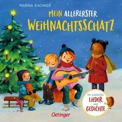 Mein allererster Weihnachtsschatz von Rachner,  Marina, Volksgut