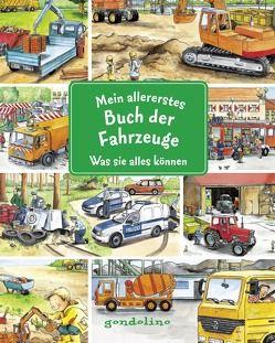 Mein allererstes Buch der Fahrzeuge – Was sie alles können von Winter,  Julika