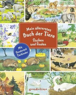Mein allererstes Buch der Tiere – Suchen und finden von Bayer,  RoooBert, Frankenstein-Börlin,  Tina, Henkel,  Christine, Ignjatovic,  Johanna