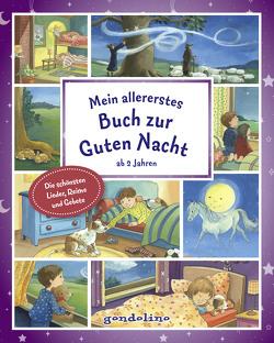 Mein allererstes Buch zur Guten Nacht ab 2 Jahre. von Ackroyd,  Dorothea, Nick,  Svenja
