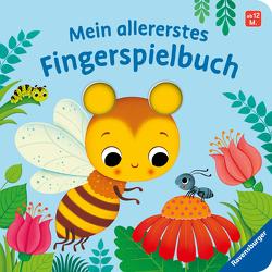 Mein allererstes Fingerspielbuch von Iossa,  Federica, Penners,  Bernd