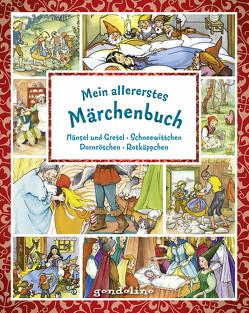 Mein allererstes Märchenbuch von Krämer,  Marina, Kuhn,  Felicitas, Nick,  Svenja