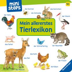Mein allererstes Tierlexikon von Weller,  Ana
