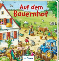 Mein allererstes Wimmelbuch: Auf dem Bauernhof (Mini-Ausgabe) von Schumann,  Sibylle, Weiling-Bäcker,  Mechthild