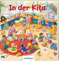 Mein allererstes Wimmelbuch: In der Kita (Mini-Ausgabe) von Schumann,  Sibylle, Weiling-Bäcker,  Mechthild