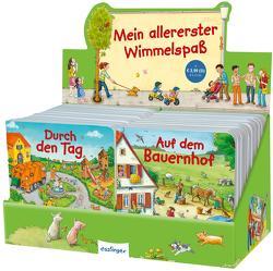Mein allererstes Wimmelbuch: Mein allererster Wimmelspaß von Kugler,  Christine, Reckers,  Sandra, Schumann,  Sibylle, Weiling-Bäcker,  Mechthild