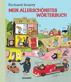 Mein allerschönstes Wörterbuch von Hertzsch,  Kati, Scarry,  Richard