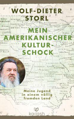 Mein amerikanischer Kulturschock von Storl,  Wolf-Dieter