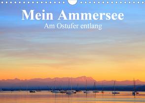 Mein Ammersee – am Ostufer entlang (Wandkalender 2020 DIN A4 quer) von Werner Altner,  Dr.