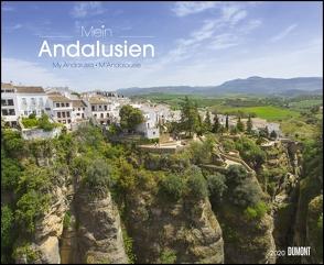 Mein Andalusien 2020 – Wandkalender 52 x 42,5 cm – Spiralbindung von DUMONT Kalenderverlag, Fotografen,  verschiedenen