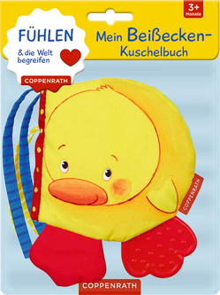 Mein Beißecken-Kuschelbuch: Kleine Ente von Kraushaar,  Sabine