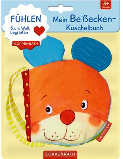Mein Beißecken-Kuschelbuch: Kleiner Bär von Kraushaar,  Sabine