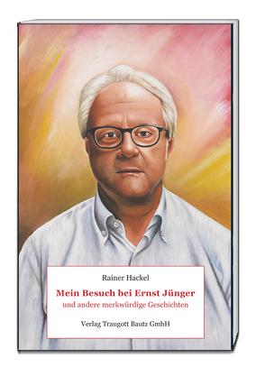 Mein Besuch bei Ernst Jünger von Bridge,  John, Hackel,  Rainer