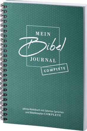 Mein BibelJournal – Complete von Deppe,  Hans-Werner