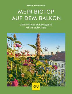 Mein Biotop auf dem Balkon von Schattling,  Birgit