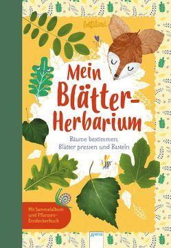 Mein Blätter-Herbarium von Fiedler-Tresp,  Sonja, Lottaland