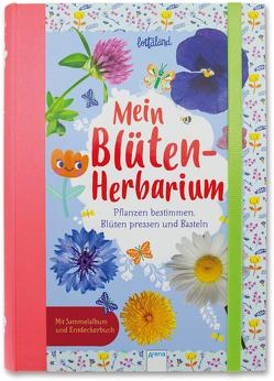 Mein Blüten-Herbarium von Fiedler-Tresp,  Sonja, Lottaland