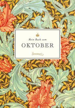Mein Buch vom Oktober von Dirks,  Liane