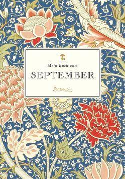 Mein Buch vom September von Dirks,  Liane