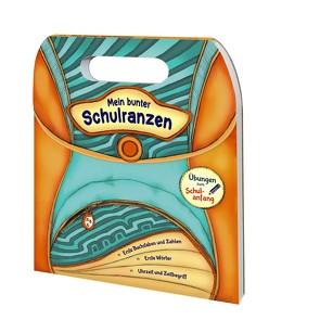 Mein bunter Schulranzen – Übungen zum Schulanfang (orange) von Beurenmeister,  Corina, Wöhner,  Steffi