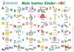 Mein buntes Kinder-ABC von Haurand,  Chiara, Momm,  Helga