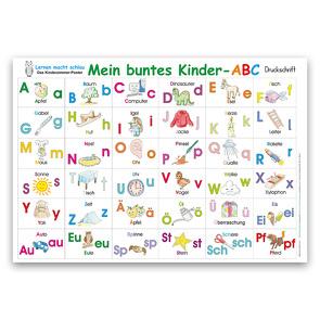 Mein buntes Kinder-ABC
