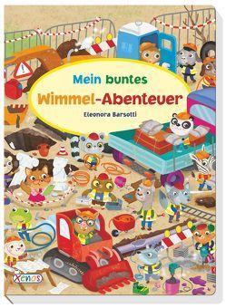 Mein buntes Wimmel-Abenteuer von Barsotti,  Eleonora