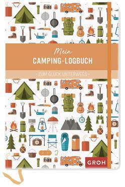 Mein Camping-Logbuch von Groh Kreativteam
