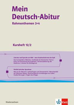 Mein Deutsch-Abitur 2021. Ausgabe Niedersachsen