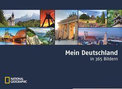 Mein Deutschland in 365 Bildern von Geographic,  National