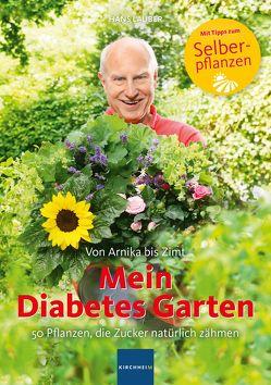 Mein Diabetes Garten von Lauber,  Hans,  Lauber,