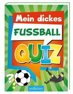 Mein dickes Fußball-Quiz von Grünewald,  Theo, Heering,  Kurt-J.