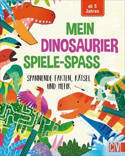 Mein Dinosaurier-Spiele-Spaß von Lühning,  Karen, Schnappinger,  Christine