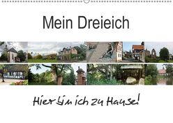 Mein Dreieich (Wandkalender 2018 DIN A2 quer) von Ola Feix,  Eva