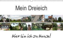 Mein Dreieich (Wandkalender 2018 DIN A3 quer) von Ola Feix,  Eva