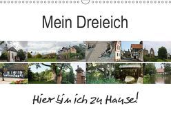 Mein Dreieich (Wandkalender 2019 DIN A3 quer) von Ola Feix,  Eva