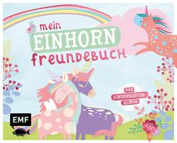 Mein Einhorn Freundebuch von Edition Michael Fischer
